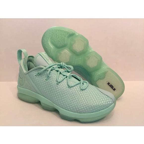 30b97eacbdf NEW Nike Lebron 14 Low Mint